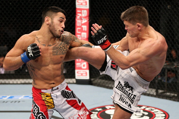 Rising Tide: Brad Tavares Looking to Lead Next Wave of Middleweight Contenders