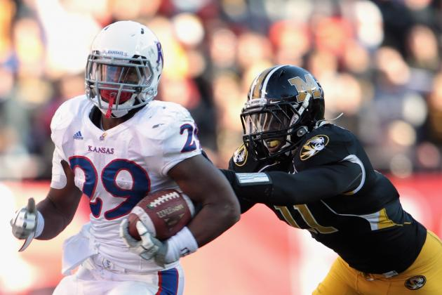 James Sims Leading When Jayhawks Need It Most