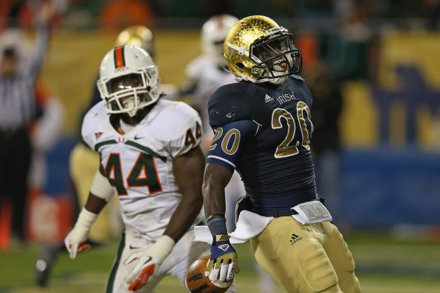 Notre Dame Football: Key Players to Improving Fighting Irish Offense