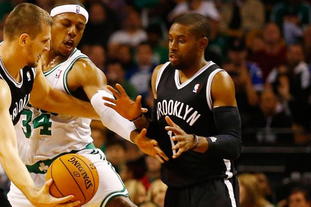 Nets Reserve C.J. Watson Hoping to Learn from Mistake