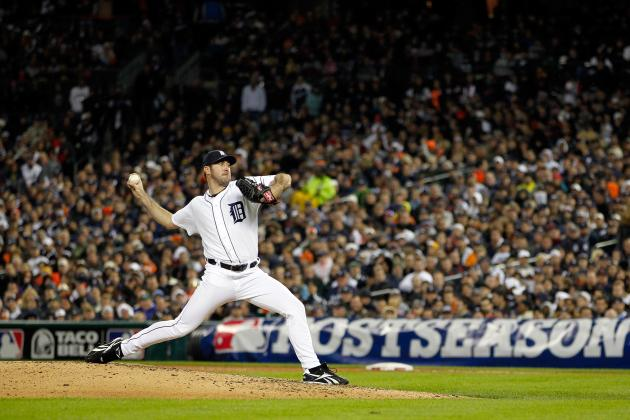 2012 ALCS: Justin Verlander Dominant Again as Tigers on Brink of Sweep