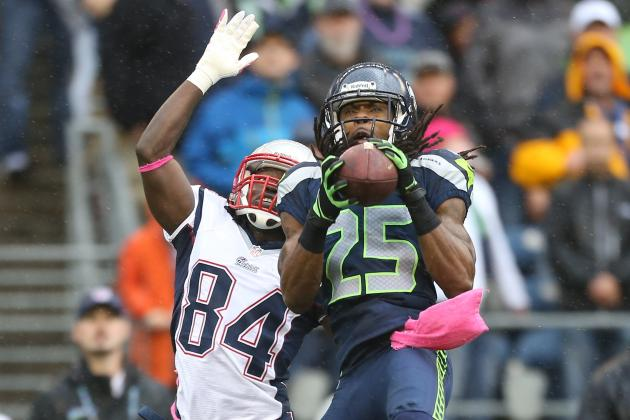 Richard Sherman: Seahawks Cornerback Should Let His Play Do the Talking