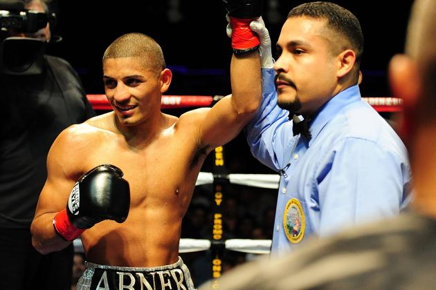 Arum Interested in Mares vs. Donaire in 2013
