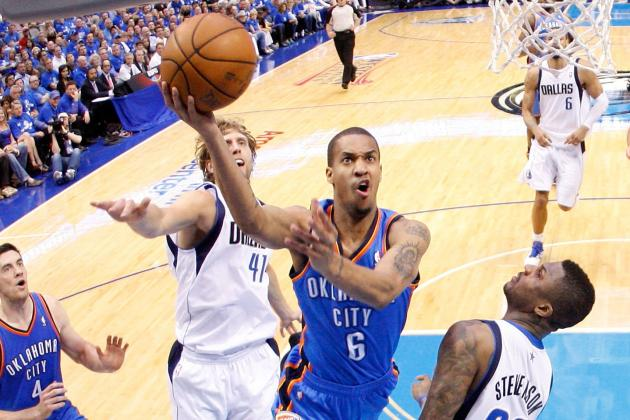 Thunder Has a Big Piece Back in Eric Maynor