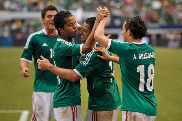 Mexico vs. El Salvador: El Tri Set to Dominate CONCACAF World Cup Final Round