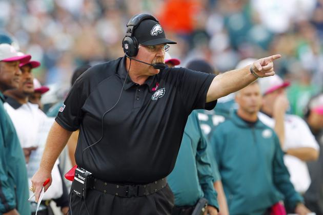 Philadelphia Eagles: Andy Reid Has Worn out His Welcome