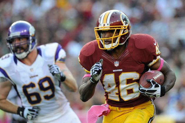 Why Alfred Morris, Not RGIII, Is Key to Redskins Victory over Giants