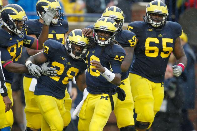 Michigan Football: Why Wolverines Will Snap Losing Streak vs. Michigan State