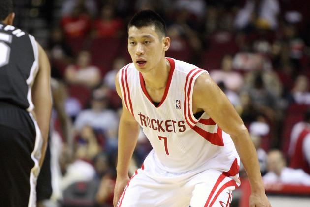 Jeremy Lin's Knee Injury May Be Concern for Linsanity All Season