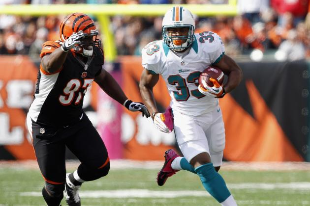 Miami Dolphins Running Back Daniel Thomas Returns to Practice