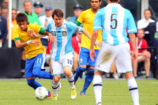 Argentina & Brazil: Which Team Has the Best Shot to Beat Spain at the World Cup?