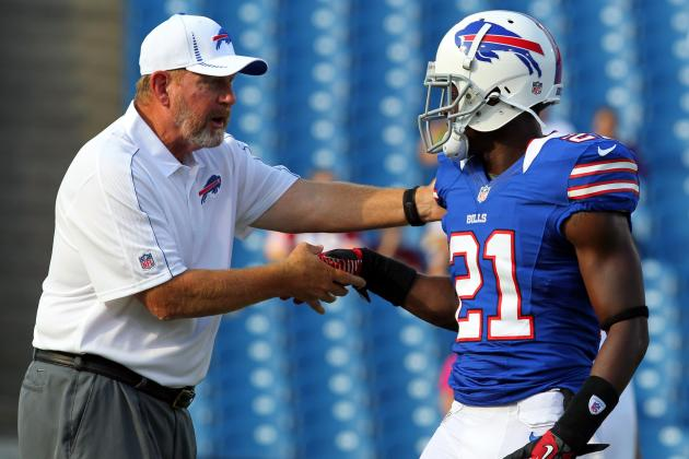 Buffalo Bills Players Still Support Chan Gailey and Other AFC East News