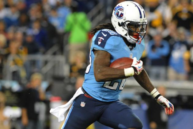 Tennessee Titans: Is Chris Johnson's Success Too Little, Too Late?