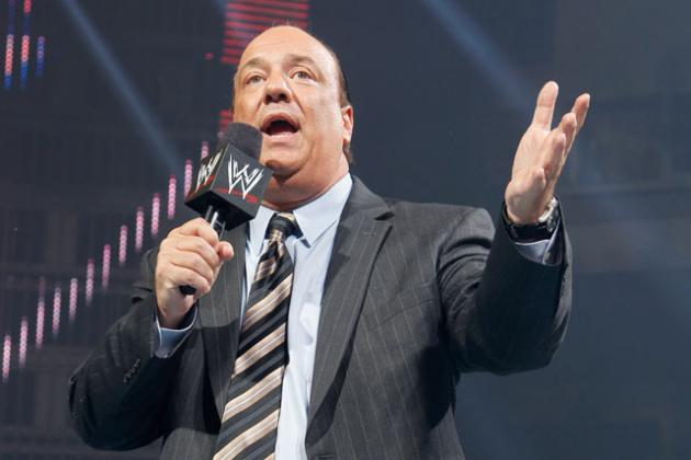 WWE: Paul Heyman's Return Provides Spark for WWE's Top Villains