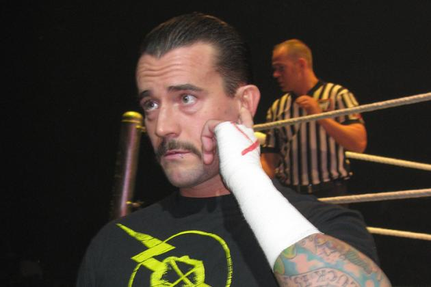 CM Punk: Altercation Shows Why WWE Should Stop Sending Wrestlers into the Crowd