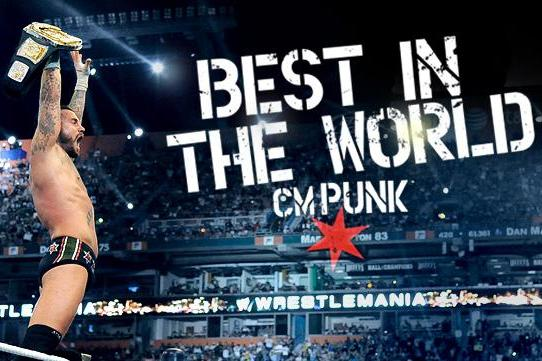 CM Punk Best in the World DVD: Good Luck Booing Phil Brooks After Seeing This