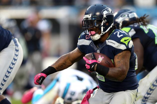 Can Seattle Seahawks Survive on Defense, Marshawn Lynch Alone?