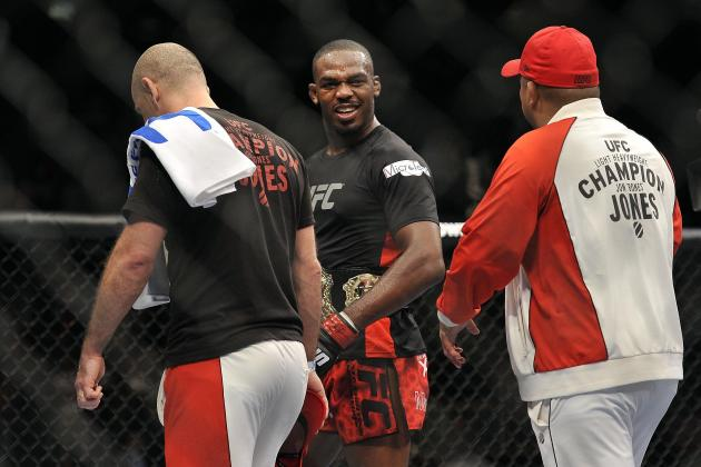 Jon Jones vs. Chael Sonnen: Jones Opens as 6-to-1 Favorite