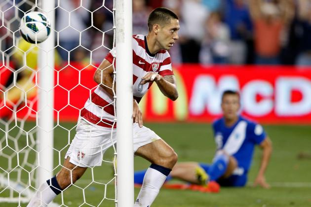 Clint Dempsey Brace Paces USMNT to Win over Guatemala, Through to Next Round