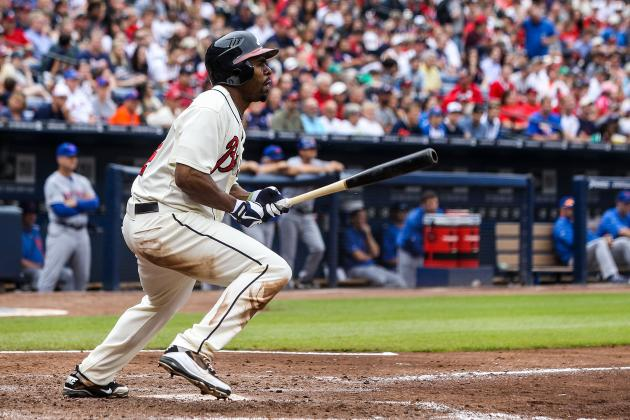 Bourn Dilemma: Atlanta's Options at Center Field If Michael Bourn Leaves
