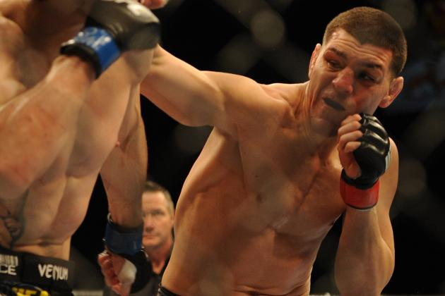 UFC: What Does 2013 Have in Store for Nick Diaz?