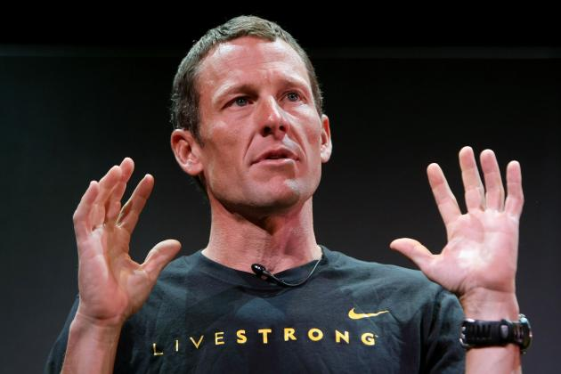 Lance Armstrong Steps Down as Livestrong Chairman, Nike Terminates Contract