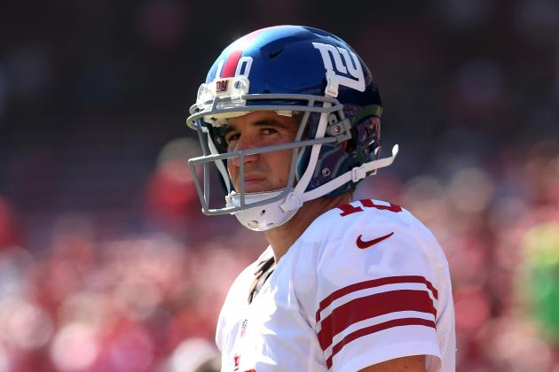 Odds the New York Giants Win Each of Their Next 4 Games