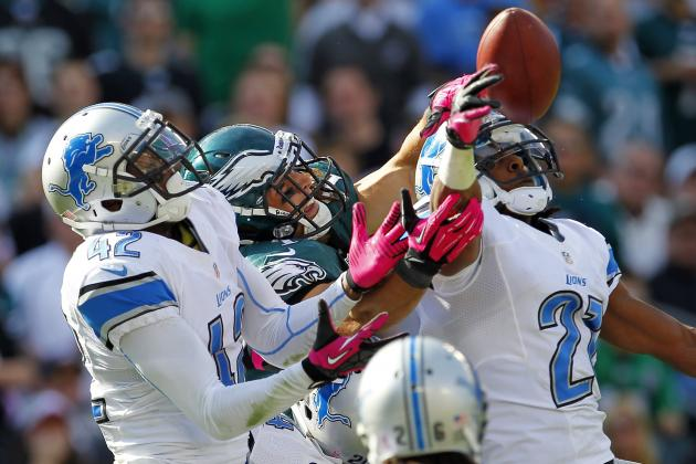 Lions' Front 7 Gave DBs a Chance at Interceptions & More NFC North News
