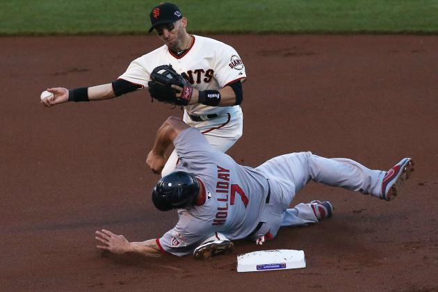 NLCS Schedule 2012: Remaining Start Times and TV Info for Cardinals vs. Giants