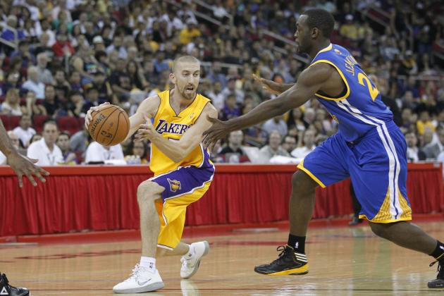 Lakers Trade Rumors: Latest on Jose Calderon, Steve Blake and More