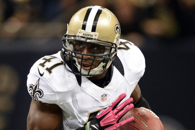 Safety Roman Harper Says He's Excited to Have Jonathan Vilma Back
