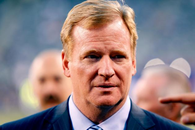 Super Bowl in Cleveland? Roger Goodell at Least Would Consider the Idea