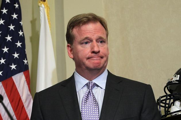 Roger Goodell Advances His Legacy, Protects Owners at the Expense of NFL Fans