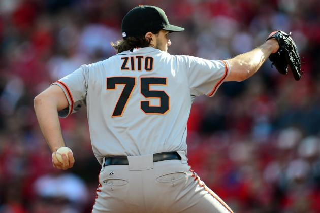 San Francisco Giants Should Go with Barry Zito over Madison Bumgarner in Game 5