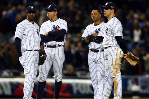 New York Yankees: New Offseason Agenda Following Playoff Letdown a Huge Mistake