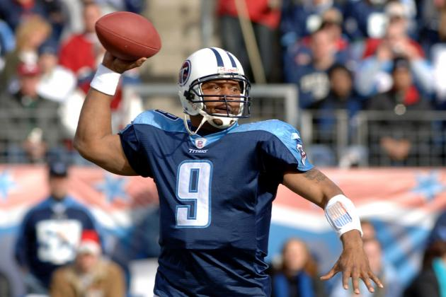 NFL Network's a Football Life Explores Life, Legacy of Steve McNair Oct. 17
