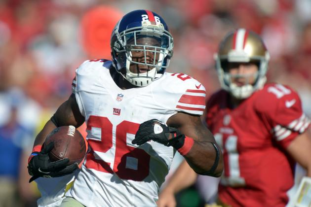 Two Interceptions Help Antrel Rolle Pick off Defensive Player of the Week