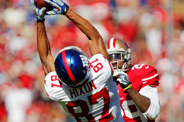 New York Giants' Offense Keeps No. 1 Spot in NFL POP Score Rankings