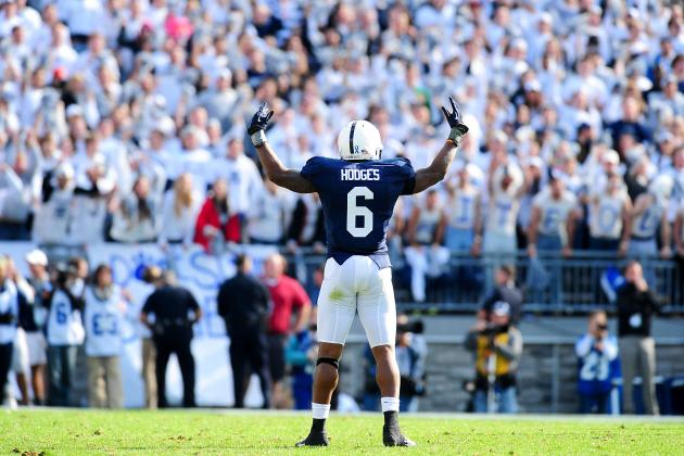 2012 Penn State Football: Uninvited Guest, Life of the Party
