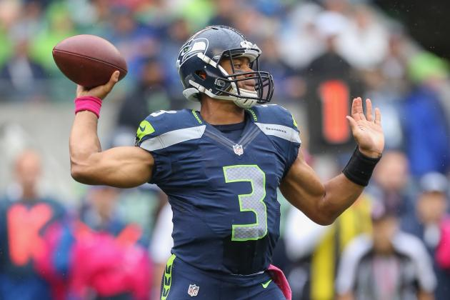 49ers Must Figure out How to Stop Russell Wilson
