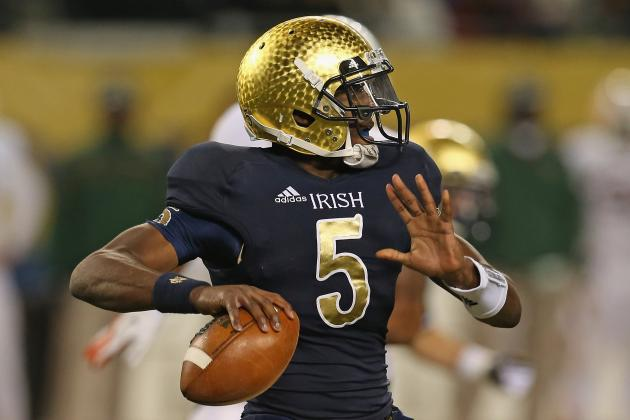 Everett Golson Officially Cleared by Doctors