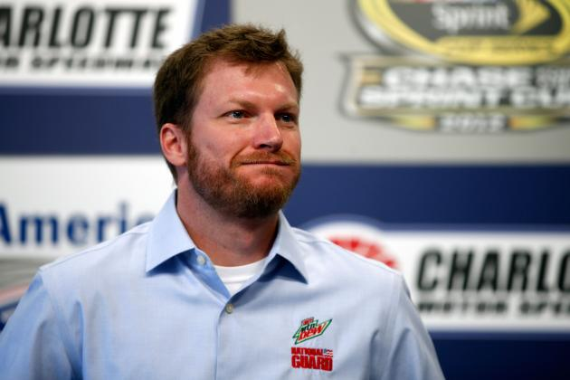Jr.'s Decision to Sit Applauded by Former NASCAR Star's Daughter
