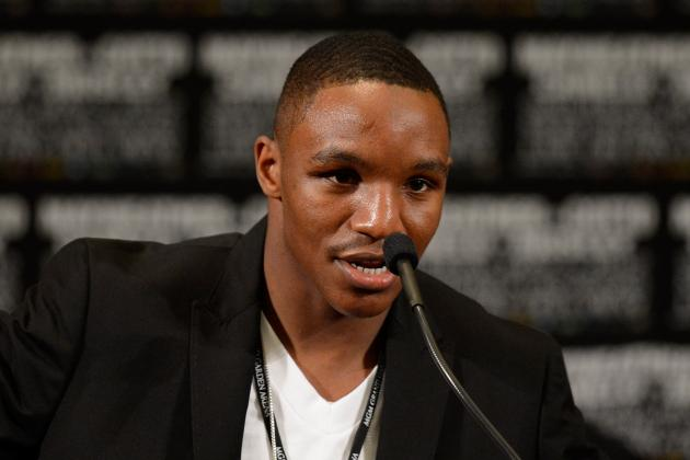 Randall Bailey vs. Devon Alexander: Fight Time, Date, Live Stream and TV Info