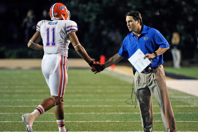 Will Muschamp: 2 More Wins Would Complete Florida Gators Coach's Transformation