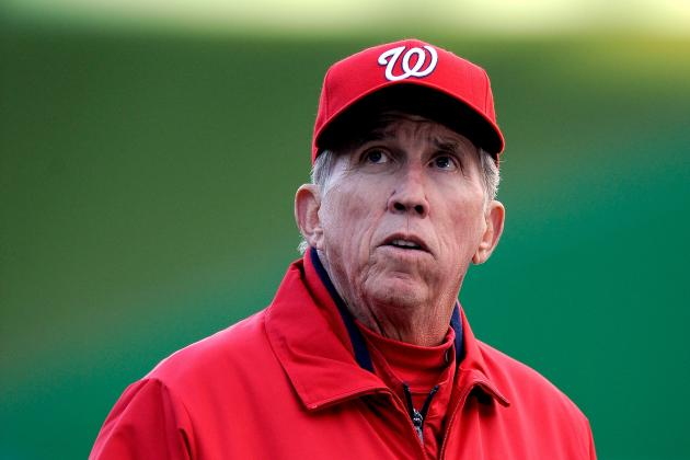 Johnson Hopes to Return as Nats' Skipper in '13