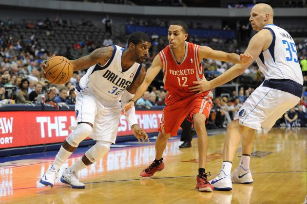 Mavs Beat Rockets 123-104 Without Dirk