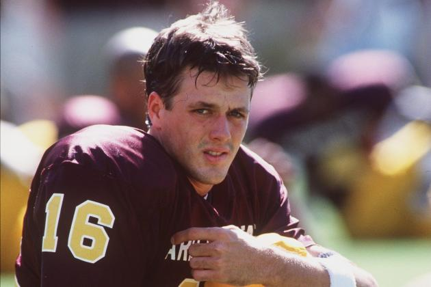 Jake Plummer Sends ASU Football's Taylor Kelly Positive Vibes