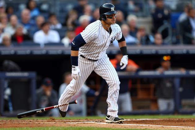 How Could the Yankees Replace Nick Swisher, Curtis Granderson This Winter?