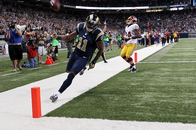 Fantasy Football Projections 2012: Brandon Gibson and WRs Set for Huge Games