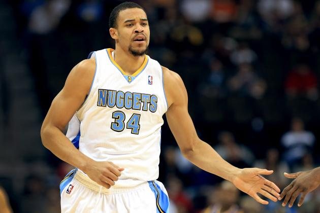 The Mag: JaVale McGee, All Grown Up